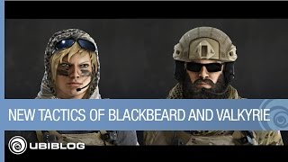 Rainbow Six Siege: The Exciting New Tactics of Blackbeard and Valkyrie