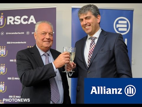 Press conference Allianz