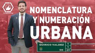 #49 | Nomenclatura y Numeración Urbana | 3x18