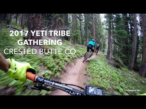 Yeti Tribe Gathering 2017 | Crested Butte MTB