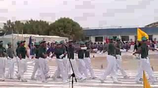 Indian School Al-Ain - Annual Sports Marchpast