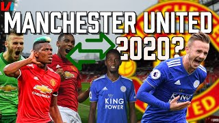 MAN UTD 2020: 'Hét Lachertje Van Engeland Moet Pogba Met Verlies Verkopen En Shoppen Bij Leicester!'