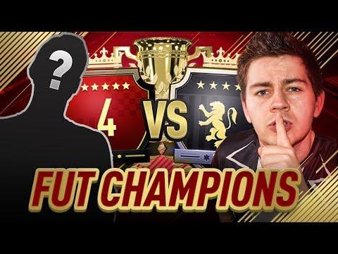 GRAŁEM Z PÓŁFINALISTĄ REGIONALSÓW TOP 4 FIFA 18 w Mistrzostwach FUT