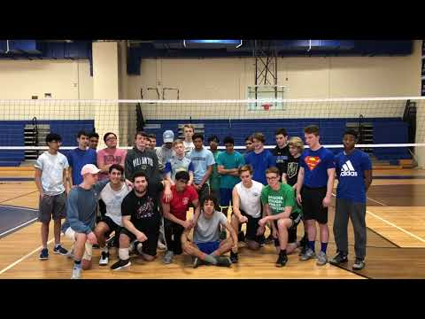 Charter School Of Wilmington Boys volleyball