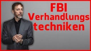 5 mächtige FBI-Verhandlungstechniken für deinen Alltag