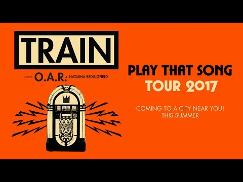 Train - Play That Song Tour Commercial (Summer 2017)