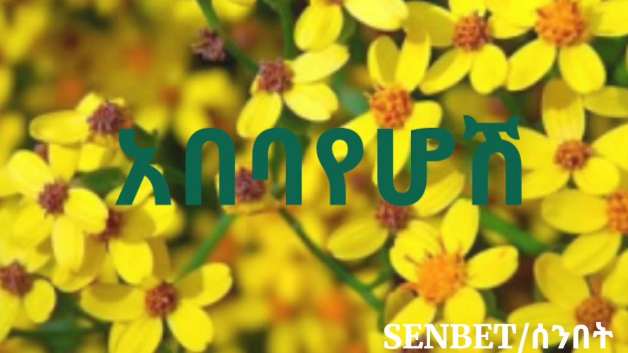 አበባየሆሽ - የአዲስ አመት መዝሙር  - Abebsyehosh - Ethiopian New Year 2012