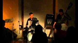 Will Holshouser Trio / improvisation