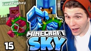 PALDADOBEY PVP EVENT & TÖDLICHE WURFSTERNE! ✪ Minecraft Sky #15 | Paluten