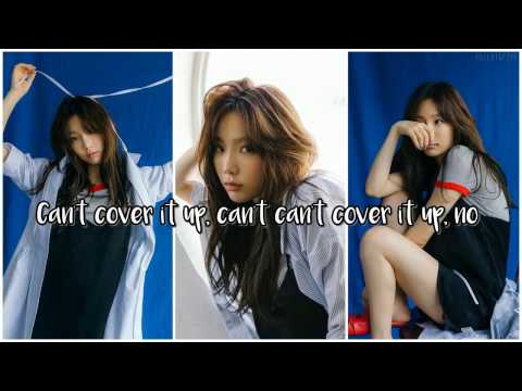 Taeyeon - Cover Up + [English subs/Romanization/Hangul]