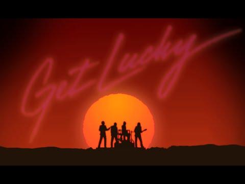 Daft Punk - Get Lucky (Daft Punk Remix) [feat. Pharrell Williams] DaftSep Official Music Video