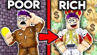 Can You BREAK IN This SUPER EXPENSIVE MANSION In This ROBLOX GAME!? (CASTLE HEIST)