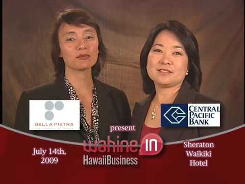 Wahine in Hawaii Business, 2009: Tuesday, July 14, 2009