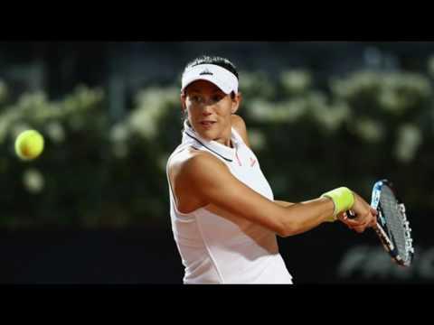 Garbine Muguruza vs Venus Williams Internazionali BNL d'Italia open tennis review