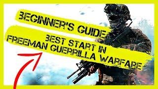 STARTER GUIDE - Freeman Guerrilla Warfare Beginner Tutorial