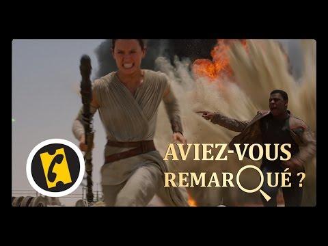 Aviez-vous remarqué ? #68 : Star Wars : Episode VII - Le Réveil de la Force poster