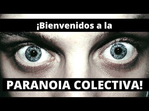 ¡Bienvenidos a la PARANOIA COLECTIVA!