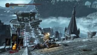 [誠]黑暗靈魂3 測試暗月之劍和其他附魔武器的傷害