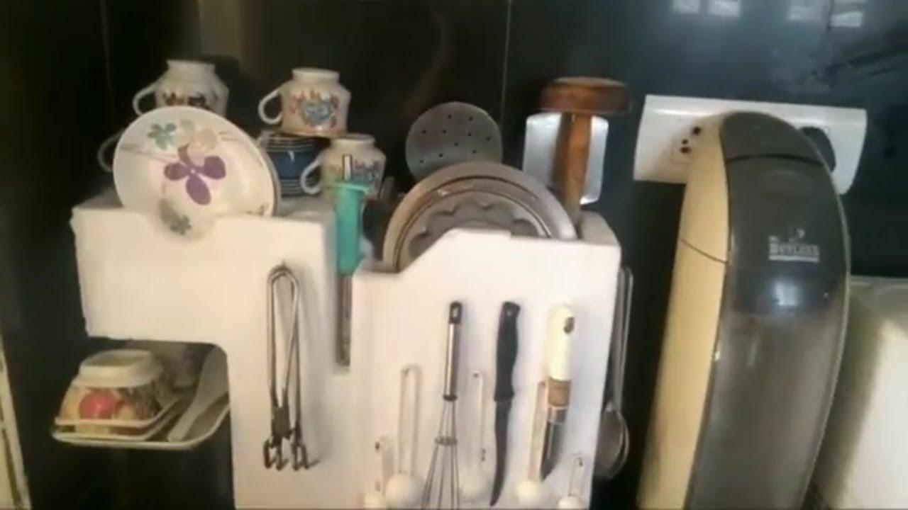 Small Kitchen Organization Ideas Countertop Organization