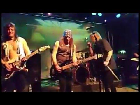 BONFIRE-Live in GR-Athens-Jamming Alabama