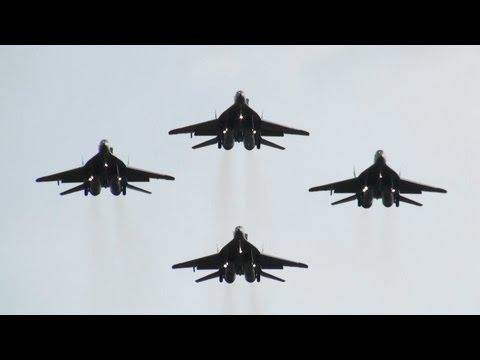 LIMA 2011 MiG-29
