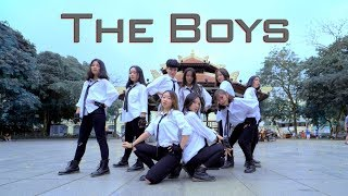 [KPOP IN PUBLIC CHALLENGE] Girls' Generation 소녀시대 'The Boys' Dance Cover By The D.I.P From VIETNAM