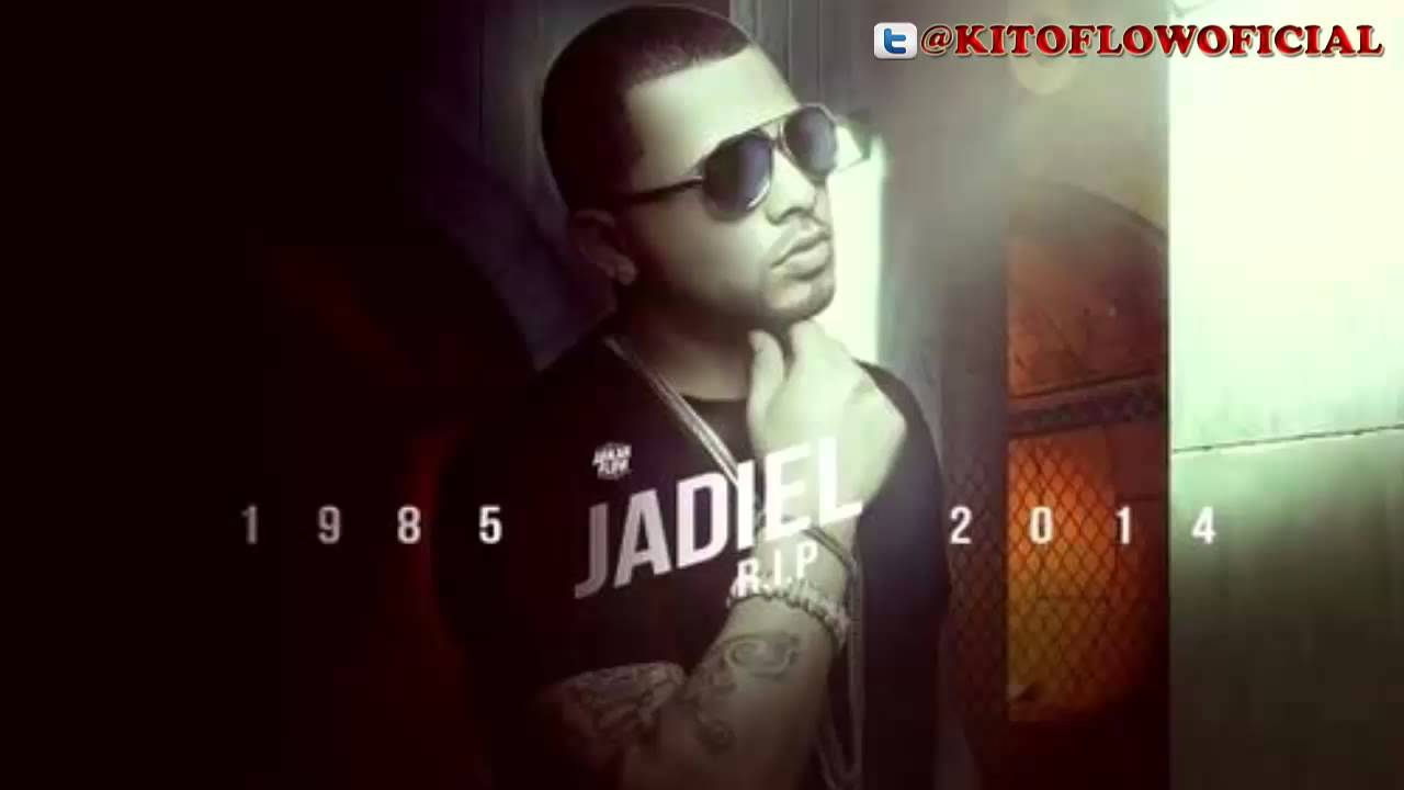 cancion mirandome jadiel