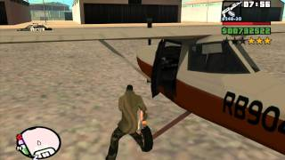 Grand Theft Auto San Andreas Full HD over 1080p Gameplay