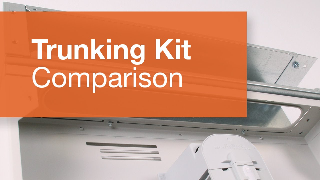 Trunking Kit - Comparison - YouTube