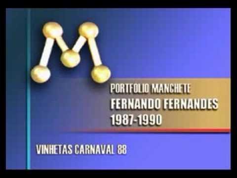 Rede Manchete - Vinheta Carnaval e do Povo 1988