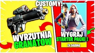 WYGRAJ SLUCHAWKI GAMINGOWE * CUSTOMY * W FORTNITE | hajTv