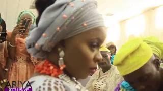Mama Ereko daughters wedding by ARIYA XCLUSIVE Bisiologe