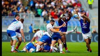 Recensione del gioco: Italia - Francia | Guinness Six Nations