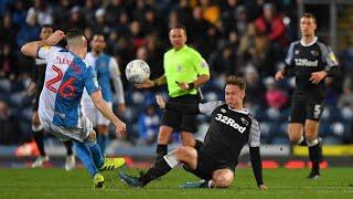MATCH HIGHLIGHTS |  Blackburn Rovers v Derby County