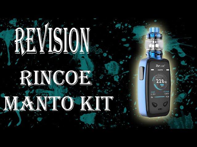 MANTO DE RINCOE KIT Revisión en Español