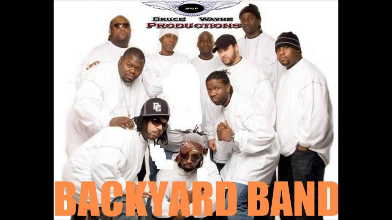 Backyard Band Dc backyard band-u make the call 8/19/93 - youtube