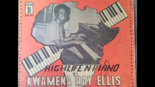 Kwamena Ray Ellis of Ghana - Yaa Amponsah (Audio)