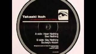 Takaaki Itoh - Society