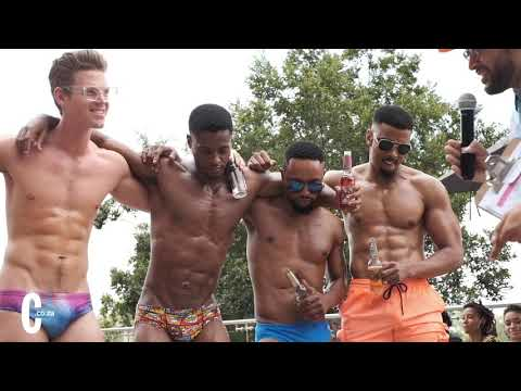 COSMO Sexy Men 2019 Pizza & Pool Party   COSMO Events   Cosmopolitan SA