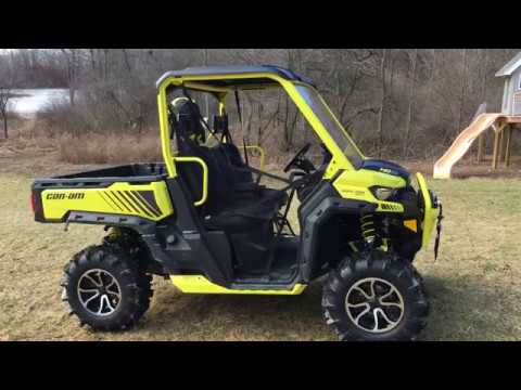 2018 Can-Am Defender XMR Owner Review (XMR definitely NOT a Scam)