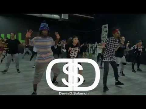 [Class Footage] @devin_solomon choreography | Future - Lay Up (Beast Mode) | Movement Lifestyle
