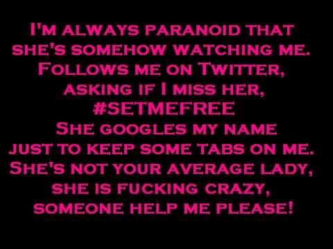Falling In Reverse-Bad Girls' Club with lyrics