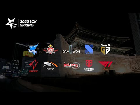 Stream: LCK Global - GEN vs. HLE - DRX vs. T1 [2020 LCK Spring Split