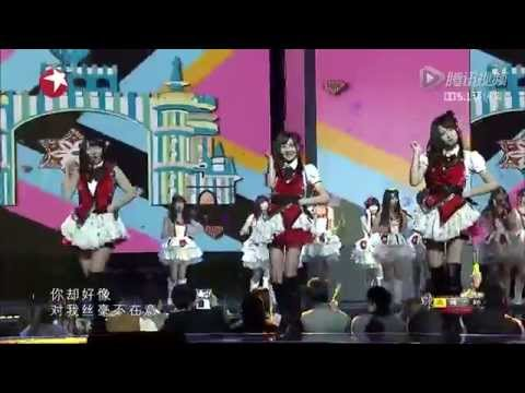 2014-03-31 SNH48 《爱的幸运曲奇》 (恋するフォーチュンクッキー / Koisuru Fortune Cookie)
