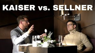 Kaiser vs. Sellner - Die große Debatte!