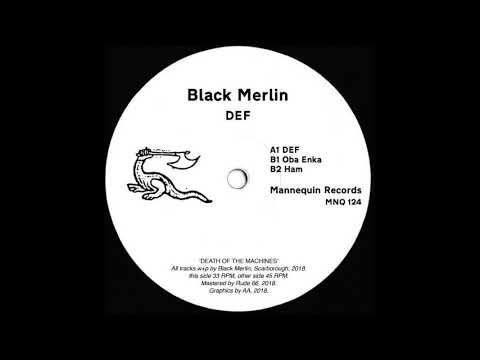 Black Merlin - DEF