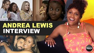 Andrea Lewis Talks Degrassi, Getting Asked About Drake & MORE! (Pt.1)