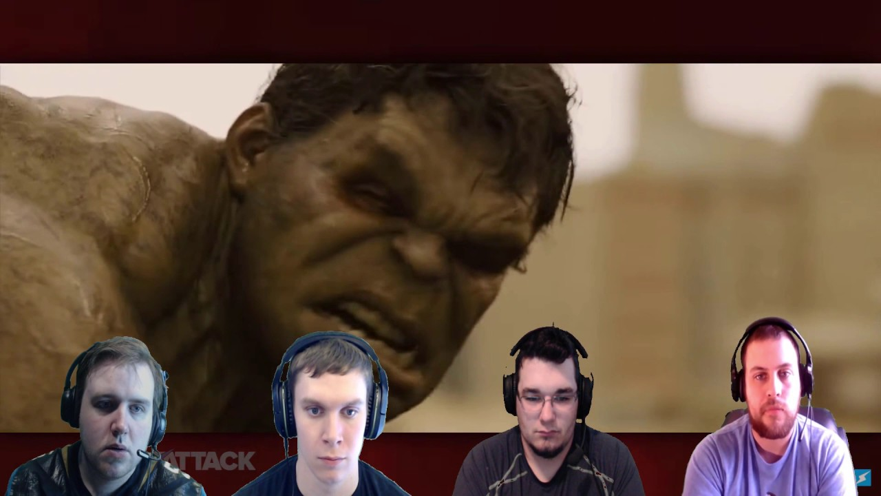 Death Battle - Hulk vs. Doomsday | DarkStar Reacts - YouTube Doomsday Vs Hulk Death Battle