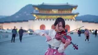 Back In Time OST  The Moon that Embraces the Sun  Violin Cover by Kezia Amelia