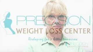 Precision Weight Loss Center: A.A. lost 100 POUNDS in 7 months and now grows her fruit!